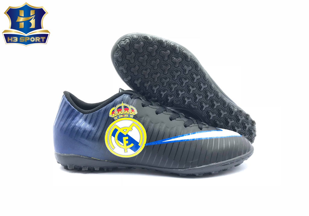 Mercurial Real Madrid