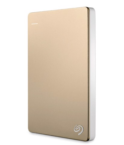 HDD SEAGATE BACKUP PLUS SLIM 2TB GOLD 2.5'' USB 3.0