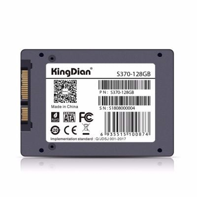 Ssd Kingdian S370 128gb