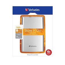 1TB STORE N GO PORTABLE HARD DRIVE, USB 3.0 DIAMOND BLACK 1 TB DRIVE