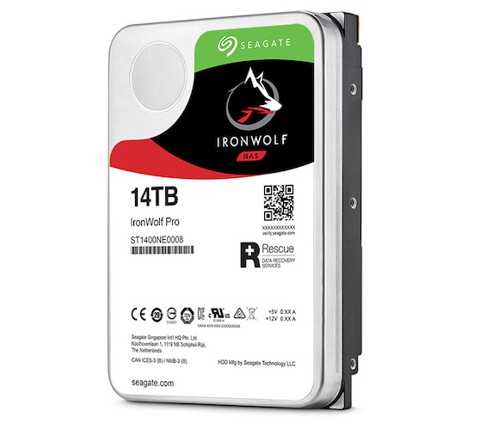Seagate IronWolf 14 Tb St14000Vn0008