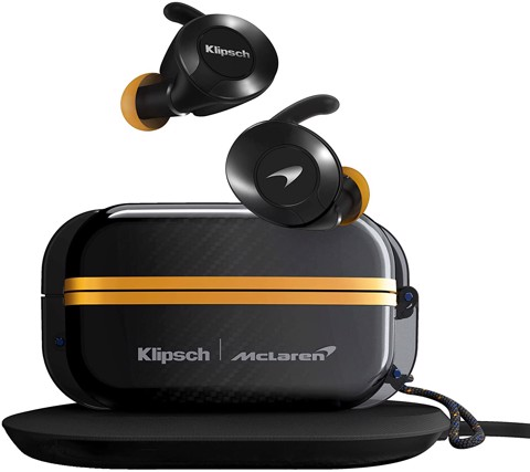 Tai nghe Klipsch T5 II True Wireless Sport McLaren Edition