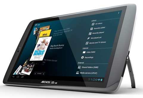 ARCHOS 101 G9 TURBO 1.2