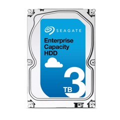 HDD SEAGATE ENTERPRISE CAPACITY 3TB 3.5'' SATA 7200RPM 512N