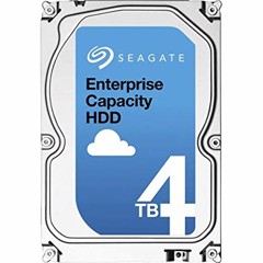 HDD SEAGATE ENTERPRISE CAPACITY 4TB 3.5'' SATA 7200RPM 512N