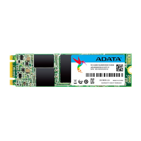 Ssd Adata Ultimate Su800 512Gb (M.2 80Mm, Tlc)