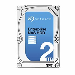 "HDD SEAGATE ENTERPRISE NAS 2TB 3.5"" + RESCUE ST2000VN0011"