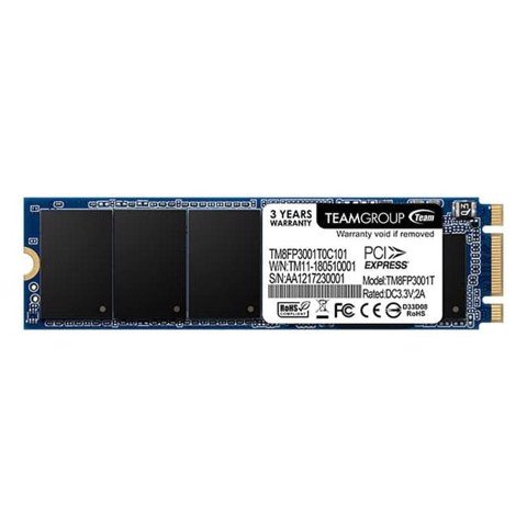 Ssd Teamgroup Mp32 256Gb (M.2, Pcie 3.0 X4)