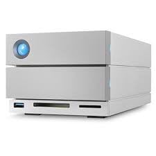 LACIE 2BIG DOCK THUNDERBOLT™ 3 12TB HDD (ENTERPRISE CLASS) STGB12000400