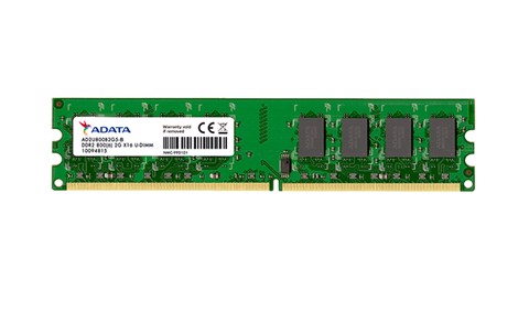 Adata Ddr2 800 Unbuffered-Dimm