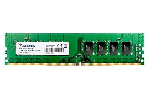 ADATA DDR4 2400 UNBUFFERED-DIMM