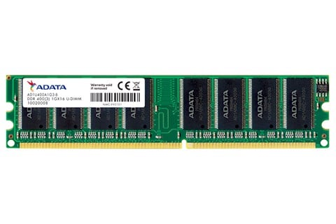 ADATA DDR 400 UNBUFFERED DIMM