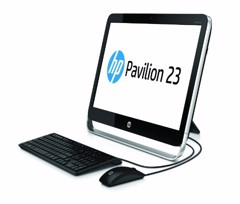 ALL IN ONE HP PAVILION 23