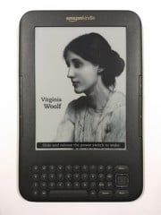 AMAZON KINDLE  D00901