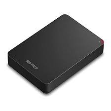 BUFFALO MINISTATION SAFE PORTABLE HARD DRIVE 2TB