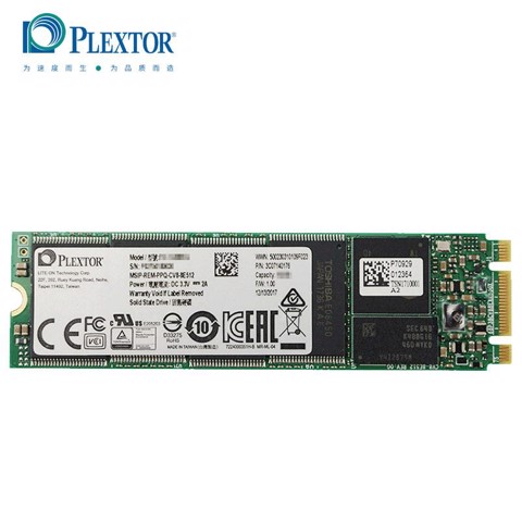 Ssd Plextor S2G Series 256Gb (M.2 80Mm, Sata Iii)