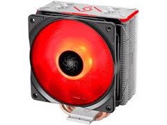 DEEPCOOL GAMMAXX GT - RGB AIR COOLER - RED LED