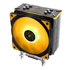 DEEPCOOL GAMMAXX GT - RGB AIR COOLER - YELLOW LED