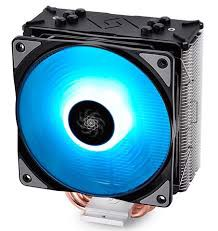 DEEPCOOL GAMMAXX GTE - RGB LED CPU AIR COOLERS - BLUE