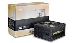 DEEPCOOL QUANTA DQ1000 SERMI MODULAR 80PLUS GOLD