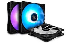 DEEPCOOL RF120 RGB 12CM KIT 3 FAN