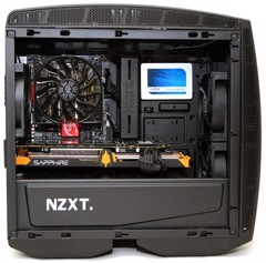 PC NZXT MANTA MINI ITX CUSTOM