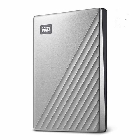 Hdd Wd My Passport Ultra 4Tb