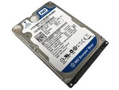 HDD WD SATA 500GB - 2.5'