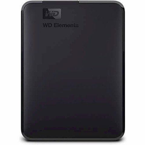 Hdd Western Digital Elements Portable 1TB