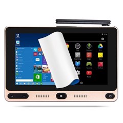 HIGOLE PORTABLE MINI PC – 5INCH INTEL Z8350 DUAL OS 4GB+64GB TABLET
