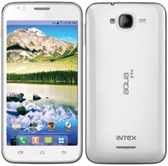 INTEX AQUA 4 PLUS