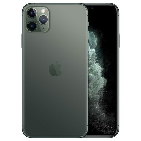 Iphone 11 Pro Max 512Gb Xanh