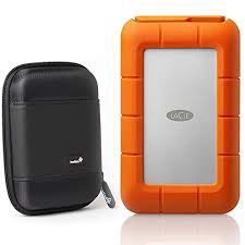 LACIE RUGGED THUNDERBOLT USB-C 5TB  STFS5000800
