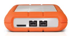LACIE RUGGED TRIPLE USB 3.0 1TB HDD STEU1000400