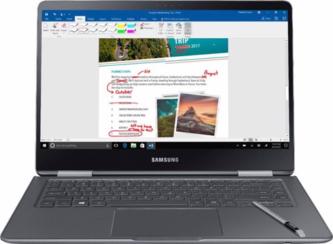 Laptop Samsung Notebook 9 Pro T8Tjg