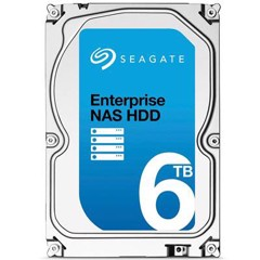 "HDD SEAGATE ENTERPRISE NAS 6TB 3.5"" + RESCUE ST6000VN0011"
