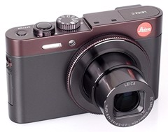 LEICA C TYP 112 DARK RED