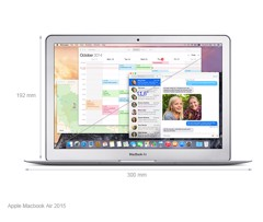 MACBOOK AIR EARLY 2015 11-INCH A1465-2924