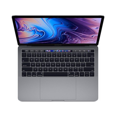 Macbook Pro 13 Inch Touch Bar 2019 Muhn2