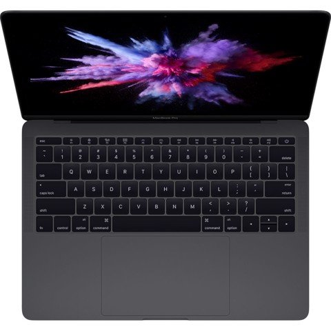 Macbook Pro Retina 13 Inch 2017 Space Gray