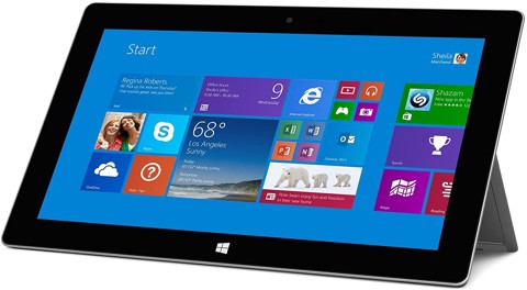 Microsoft Surface 2 P4W-00001