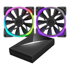 NZXT AER RGB 120MM STARTER PACK (2FAN + HUE)