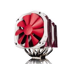 PHANTEKS TC14PE RED EDITION - DUAL FANS ULTIMATE CPU COOLER