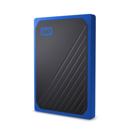 Ssd Wd My Passport Go 500Gb