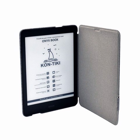 Tablet Onyx Boox Kon-Tiki Black