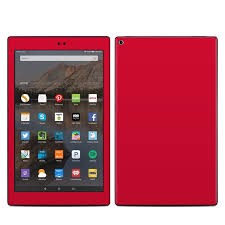 KINDLE FIRE HD10 RED