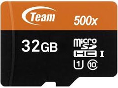 TEAM GROUP SDHC/SDXC UHS-I 32GB