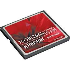 THẺ NHỚ KINGSTON 16GB - CF