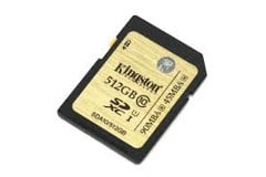 THẺ NHỚ KINGSTON 512GB - SD