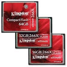 THẺ NHỚ KINGSTON 64GB - CF